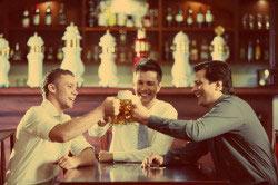 Плюсы употребления алкоголя